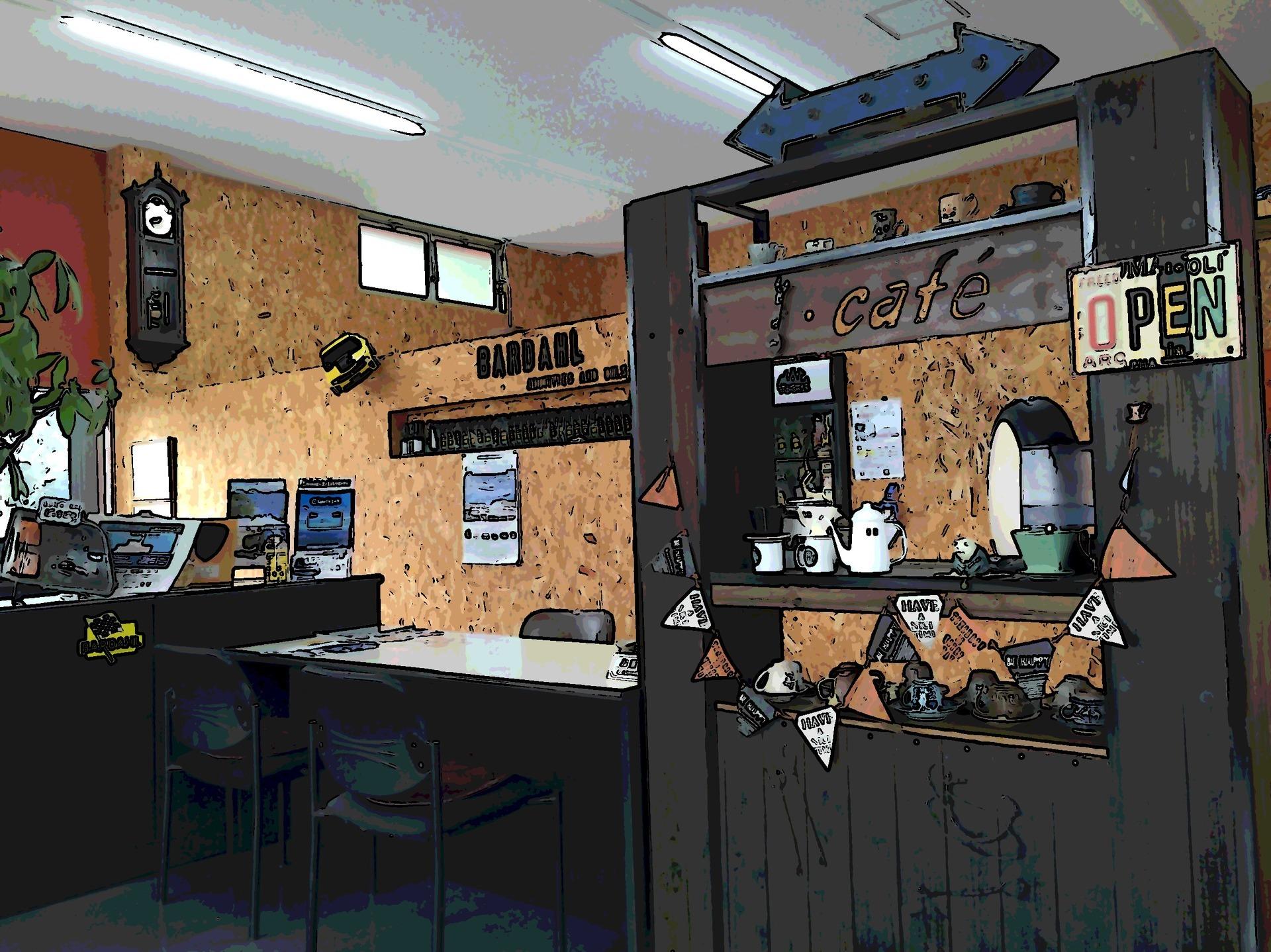 【i・café】リニューアルしました(*^^*) あたたかいお飲み物いかがでしょうか?