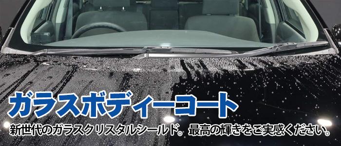 ガラスボディーコート「ハイテクX1ボディーコート剤-8500」