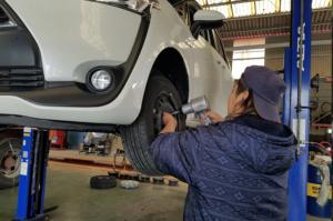 定期点検・一般整備・修理
