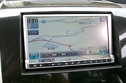クラリオン株式会社のSmoonavi NX609のセッティング例